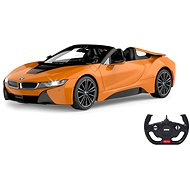 Jamara BMW I8 Roadster 1:12 Orange 2.4G A - RC Remote Control Car