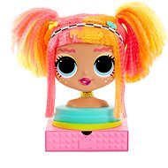 L.O.L. Combing Head OMG- Neonlicious - Doll
