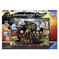 Ravensburger 105496 How to Train Your Dragon - Puzzle