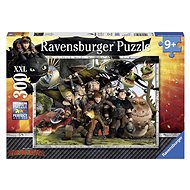 Ravensburger 131983 How to Train Your Dragon: Keep your Friends Close - Puzzle