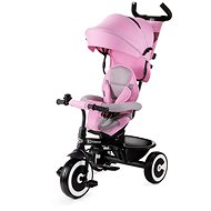 ASTON Pink Kinderkraft Tricycle - Balance Bike/Ride-on