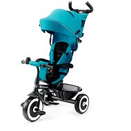 Tricycle ASTON Kinderkraft, Turquoise - Balance Bike/Ride-on