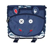 School backpack hippo HIPPIPOS - School Backpack