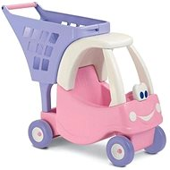 Little Tikes Cozy Coupe Shopping Cart - Pink - Balance Bike/Ride-on