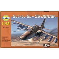 Směr Model Kit 0858 Aircraft - Suchoj Su-25 UB/UBK - Plastic Model