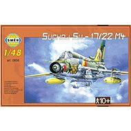 Suchoj Su-17/22 M4  Plane Scale Model Kit 0856 by Smer - Plastic Model