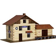 Walachia Train Station - Building Kit