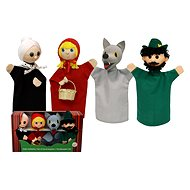 Set of Hand Puppets - Red Riding Hood - Hand Puppet