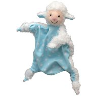 Blue Sheep - Hand Puppet