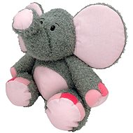 Valda Elephant grey-pink 45cm - Plush Toy