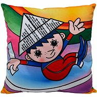Moravská ústředna Pillow, Boy with Cap - Pillow