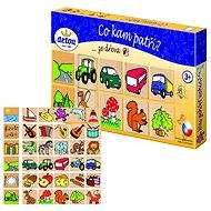 Detoa What Goes Where? - Educational toy