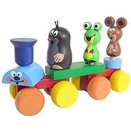 Detoa Happy Mole Train - Educational toy