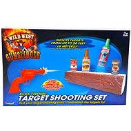 Wild West Gunslinger Electronic Target Shooting Set - Game set