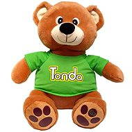 Mac Toys Fairy Teddy Bear Tonda CZ - Interactive Toy