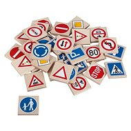 Detoa Pexeso Traffic Signs - Memory game