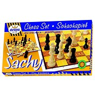 Detoa Chess Set Steuton - Board Game