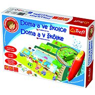 Trefl Little Discoverer - Home and School - Educational Toy