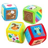 Baby Soft Blocks by little hero - Educational toy