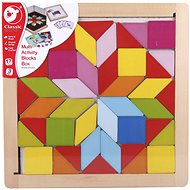 Teddies Magnetic Table with Mirrors 44pcs - Game set