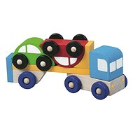 Detoa Truck with toy cars - Educational Toy