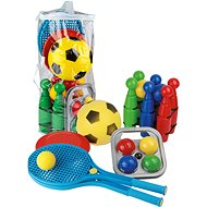 Androni Sports set - 5 games - Sport Set