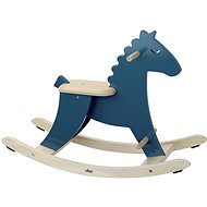 Vilac Wooden rocking horse blue - Rocker