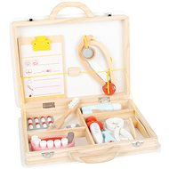 Small Foot Children' s doctor' s briefcase for small dentists 2in1 - Medical Bag