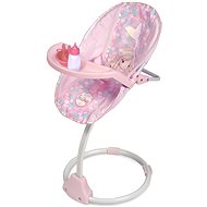 Decuevas 51541 dining chair and swing for dolls 3 in 1 ocean fantasy 2021 - Doll Furniture