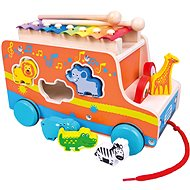Bino Car Xylophone - Toy Vehicle