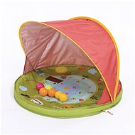 Ludi Play pad and anti-UV tent Abribaby - Children's tent