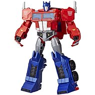 Transformers Cyberverse Exclusive Optimus Prime - Figurine