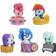 My Little Pony, Cutie Mark, Big Pack Party Performers - Figurine