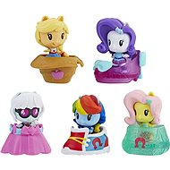 My Little Pony, Cutie Mark, Big Pack Party Style - Figurine