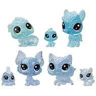 Littlest Pet Shop Animals from Frozen 7pcs - Blue