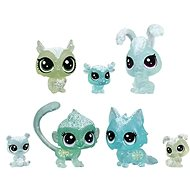 Littlest Pet Shop Animals from Frozen, 7pcs - Green - Game Set