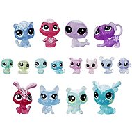 Littlest Pet Shop Frozen Animals 16pcs - Game Set