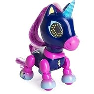 Zoomer Interactive Unicorn - Midnight - Interactive Toy