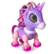 Zoomer Interactive Unicorn - Crystal - Interactive Toy