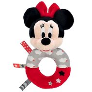 Baby Rattle Minnie