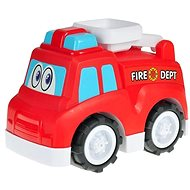 Cartoon Firefighting Truck, 25cm
