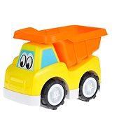 Cartoon Tipper Truck, 25cm - Toy Vehicle
