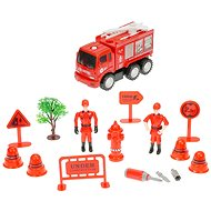 Firefighter kit - auto with screw-on syringe - Toy Vehicle