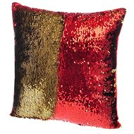 Cushion with Sequins - Pillow