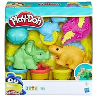 Play-Doh Choppers with dinosaurs - Creative Kit