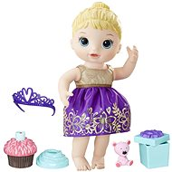 Baby Alive Blonde Birthday Doll - Baby
