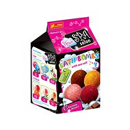 Manufacture of bath bombs - chocolate - Creative Kit