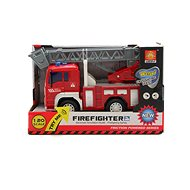 Firetruck (with Batteries) - Toy Vehicle