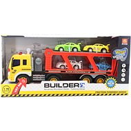 LKW-Transporter with Cars - Toy Vehicle