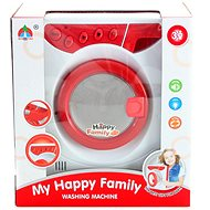Happy family Washing Machine - Game Set